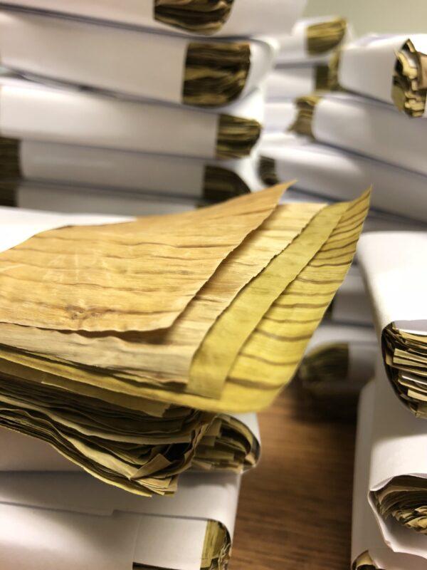 Organic Blunt Wraps | Cordia Slow Burning Natural Leaf Rolls