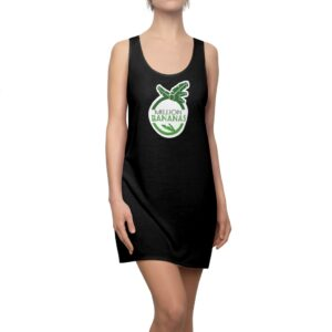 Women's Cut & Sew Racerback Dress | Million Bananas
