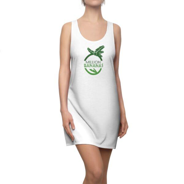 Women's Cut and Sew Racerback Dress