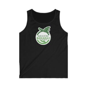 Men's Softstyle Tank Top T-Shirts | Million Bananas