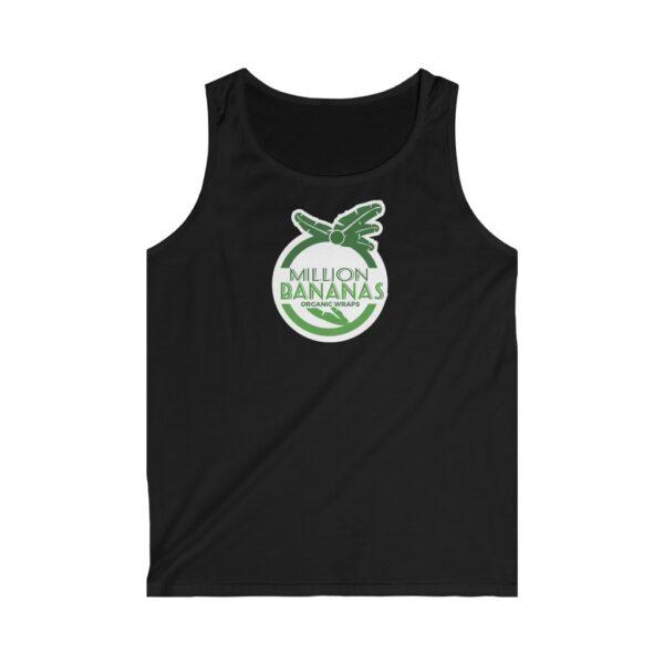 Men's Softstyle Tank Top T-Shirts | Million Bananas