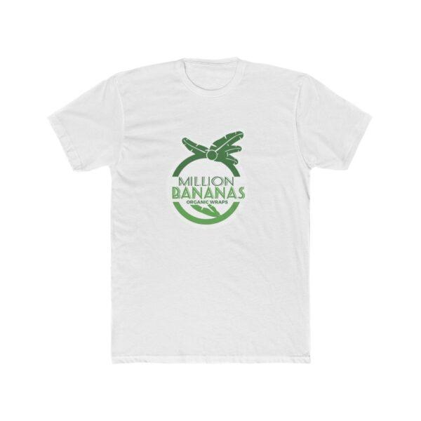 Men's Cotton Crew Tee Shirts Online | Million Bananas